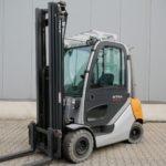 wózek widłowy still RX70-25T